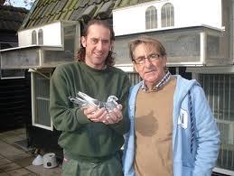 Bert en Arie Saarloos